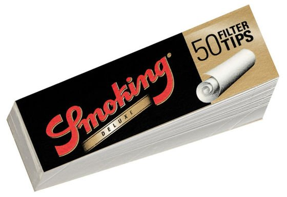 Filterki Smoking Medium Size Deluxe 50szt. BOX 50szt.