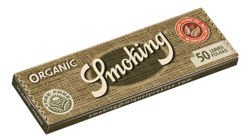 Bibułka Smoking Organic Regular